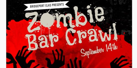 Elks Zombie Bar Crawl tickets