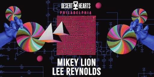 Desert Hearts Philadelphia ft. Mikey Lion & Lee Reynolds