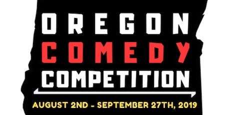 The Oregon Comedy Competition tickets