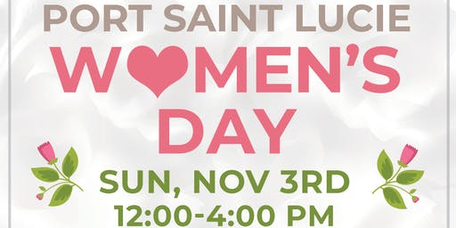 Port St. Lucie Women's Day