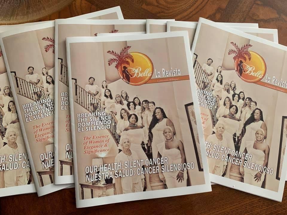 Bella La Magazine Release Party