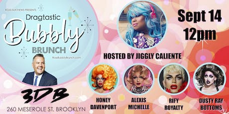 Ross Mathews Presents: Dragtastic Bubbly Brunch tickets