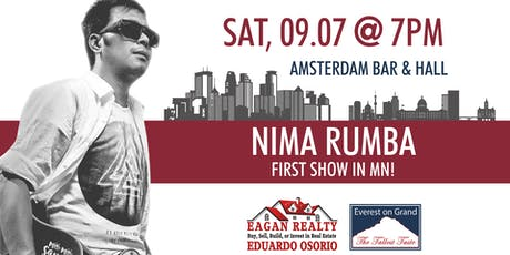 NIMA RUMBA -- LIVE IN MN! tickets