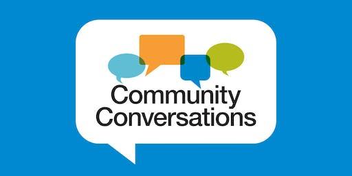 Community Conversations 2019 - Sydney