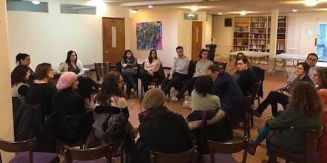 Circle Series: Holocaust Analogies and the Southern Border Humanitarian Crisis tickets