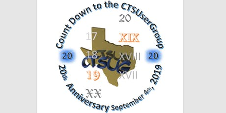 The 20th Anniversary of the Central Texas SOLIDWORKS User Group tickets