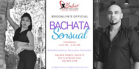 *Official* Bachata Sensual Classes in Brooklyn tickets