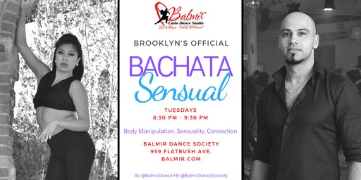 *Official* Bachata Sensual Classes in Brooklyn