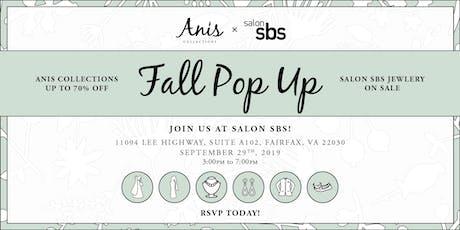 Anis Collections X Salon SBS : Festive Season Pop-Up tickets