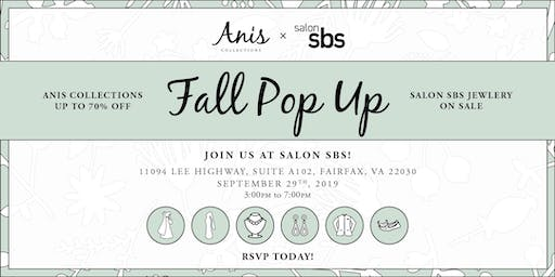 Anis Collections X Salon SBS : Festive Season Pop-Up
