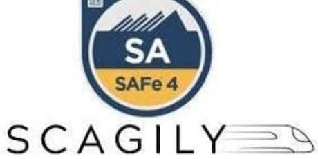 Leading SAFe® Certification Weekend, Woodstock, GA tickets