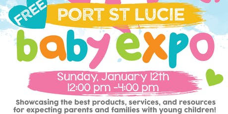Port St Lucie Baby Expo tickets