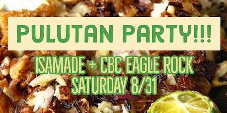 PULUTAN PARTY! Filipino Food Pairing : Isamade & Craft Beer tickets