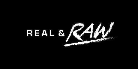 Real & Raw NZ tickets