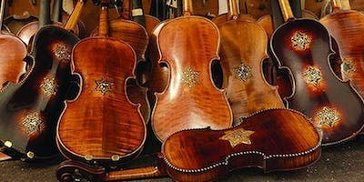 VIOLINS OF HOPE: Special Performance on Instruments Recovered from Concentration Camps during the Holocaust