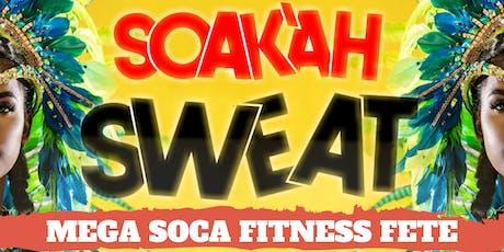 Soak'ah Sweat : MIAMI CARNIVAL '19 tickets