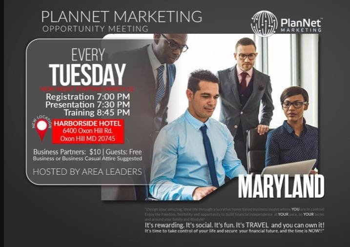 Become a Travel Business Owner: A Wealth Empowerment Seminar