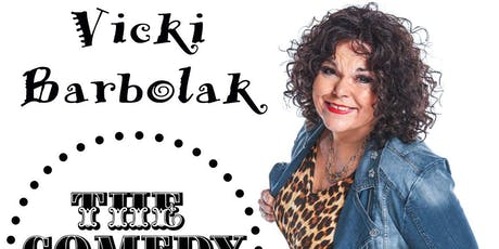 Vicki Barbolak - Sunday - 7:30pm tickets
