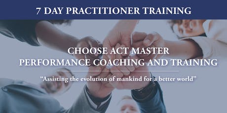 7 Day NLP, Time Line Therapy™ & Hypnosis Practitioner Course tickets