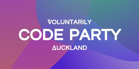 Voluntarily Code Party Auckland tickets