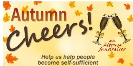 Autumn Cheers - An Altrusa Fundraiser tickets