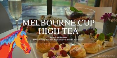 Melbourne Cup High Tea
