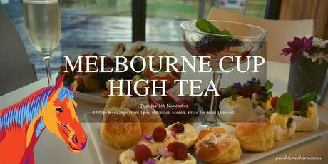 Melbourne Cup High Tea tickets
