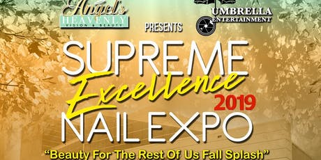Supreme Excellence Nail Expo 2019 tickets