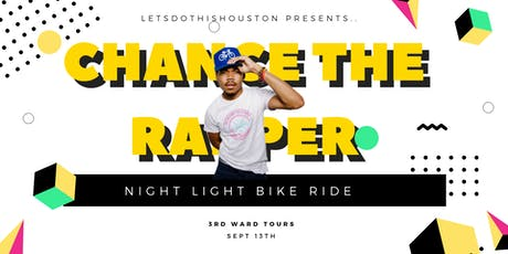 Chance The Rapper |  Night Light Bike Ride tickets