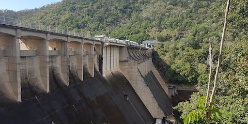 Somerset Dam - Walk the Wall tour