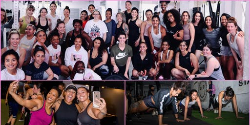 "The ""Real Toronto"" Women's Workout Event"