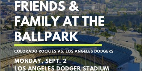 Family Dodger Night with CALSA! tickets