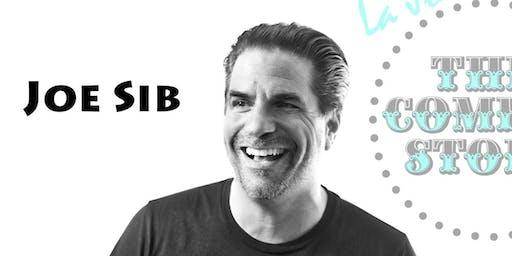 Joe Sib - 8pm