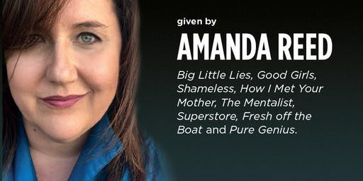 "ACTORS: HOW TO GET AN AGENT with Amanda Reed from ""Good Girls"""