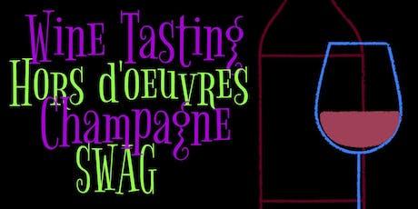 The SistahChick's Birthday Wine Tasting & Dinner tickets