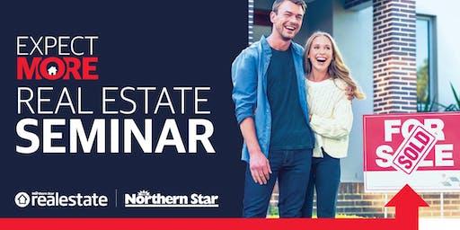 EXPECT MORE Real Estate Seminar
