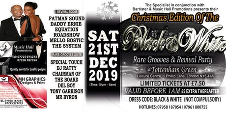 REVIVAL & RARE GROOVES PARTY tickets