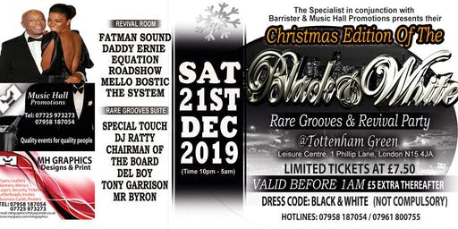 REVIVAL & RARE GROOVES PARTY