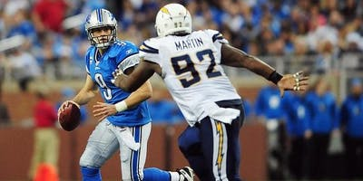 Ultimate Fan Experience: Detroit Lions Home Opener vs San Diego Chargers