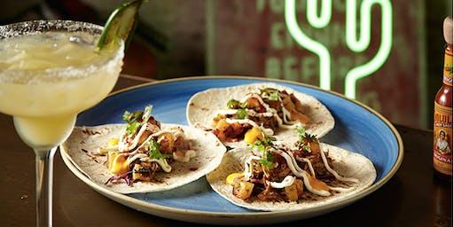 MAZ Tacos, Margaritas & House Music