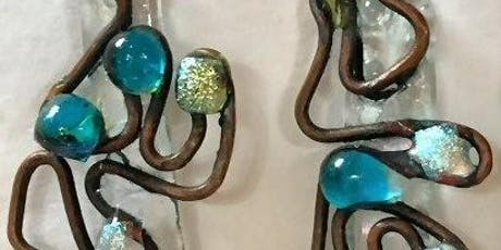 Such Fun Earrings-Sunday Oct 20, 10:30am-12:30pm tickets