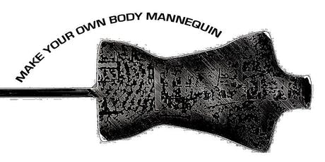 Make Your Own Body Mannequin with Wilma Van Boxtel tickets
