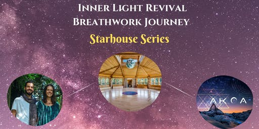 Conscious Breathwork Journey w/ Live music from AKOA
