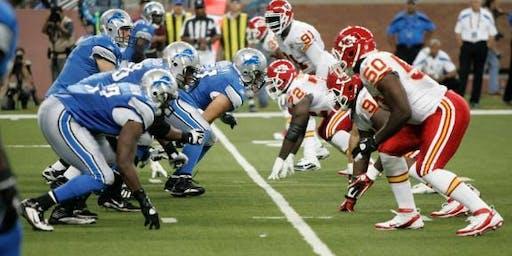 Ultimate Fan Experience: Detroit Lions vs KC Chiefs