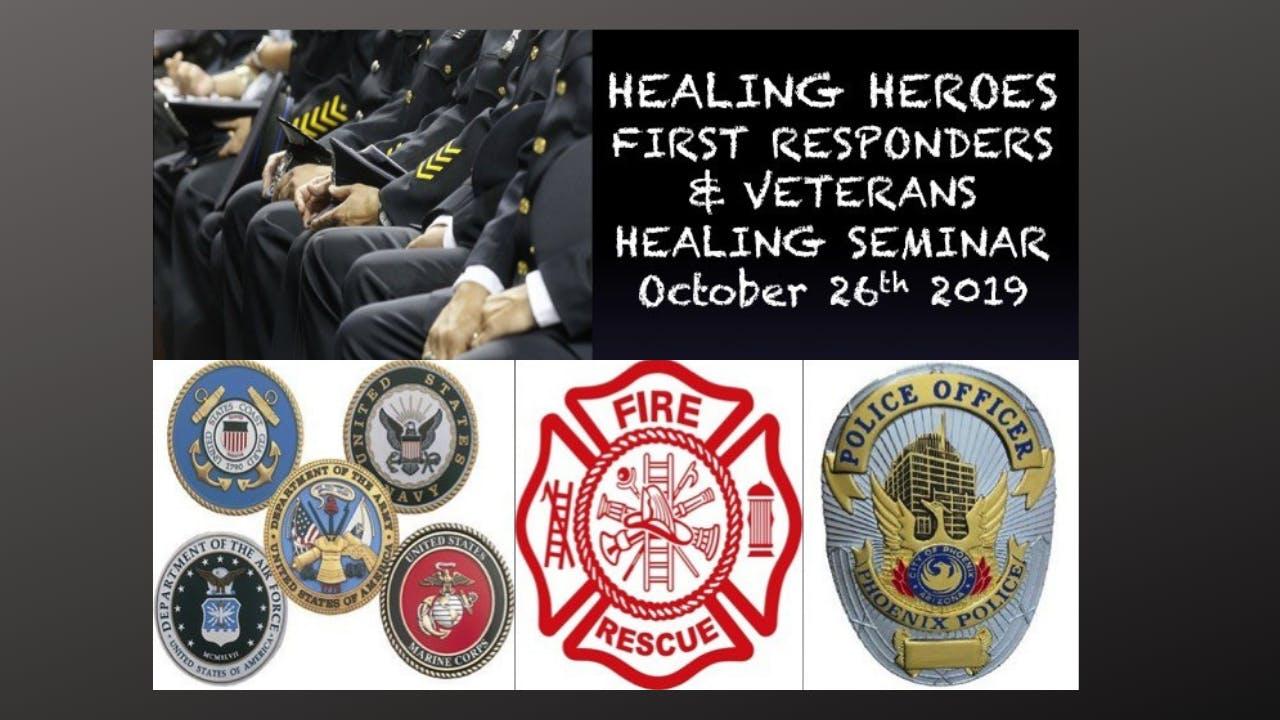 Healing Heroes- A Wellness Seminar for First Responders