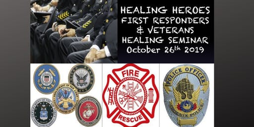 Healing Heroes- A Wellness Seminar for First Responders