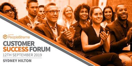 PeopleStreme Customer Success Forum (SYDNEY) tickets