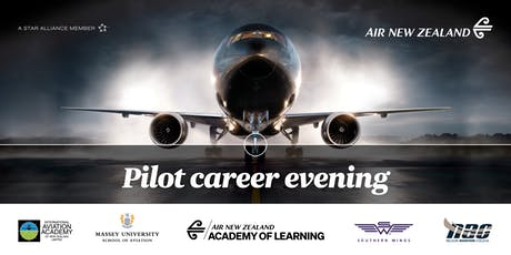 Air New Zealand Pilot Career Evening Christchurch tickets