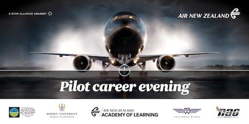 Air New Zealand Pilot Career Evening Christchurch