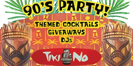 BE KIND, REWIND 90s PARTY AND POG TOURNAMENT!  tickets